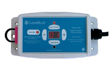 ClearBlue Ionizer A-800 - hot-tub-supplies-canada.myshopify.com