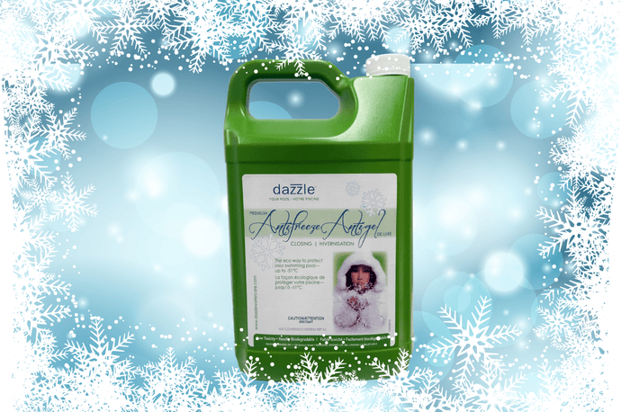 Dazzle Hot Tub Antifreeze - Hot Tub Supplies Canada