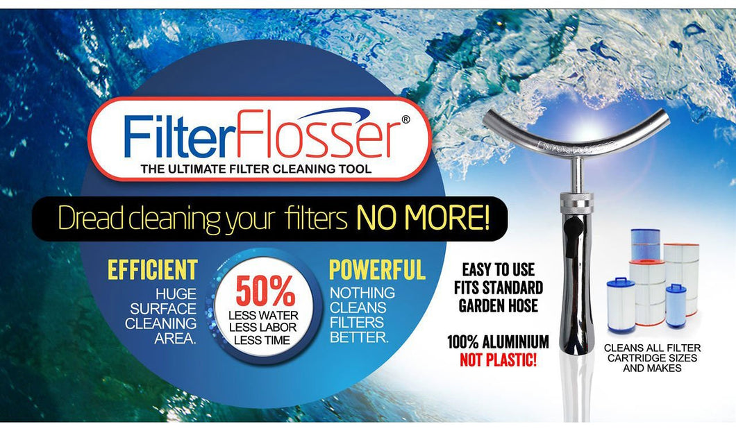 Filter Cleaning Tools FilterFlosser - hot-tub-supplies-canada.myshopify.com