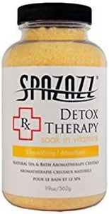 SpaZazz Rx Therapy Crystals – 19oz SPAZ604 - hot-tub-supplies-canada.myshopify.com