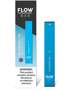BLUEBERRY ICE 5% - FLOW BAR