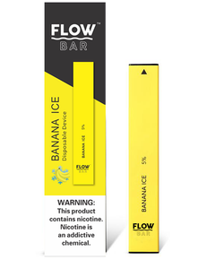 BANANA ICE 5% - FLOW BAR