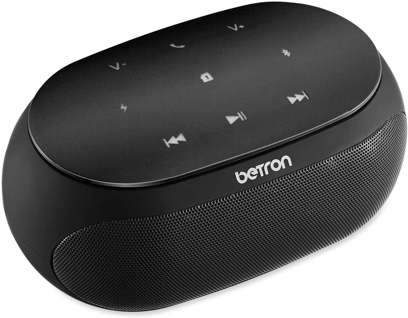 Betron NR200 Bluetooth Wireless Speaker Stereo Sound Clean Bass Powerful Volume for iPhone Samsung