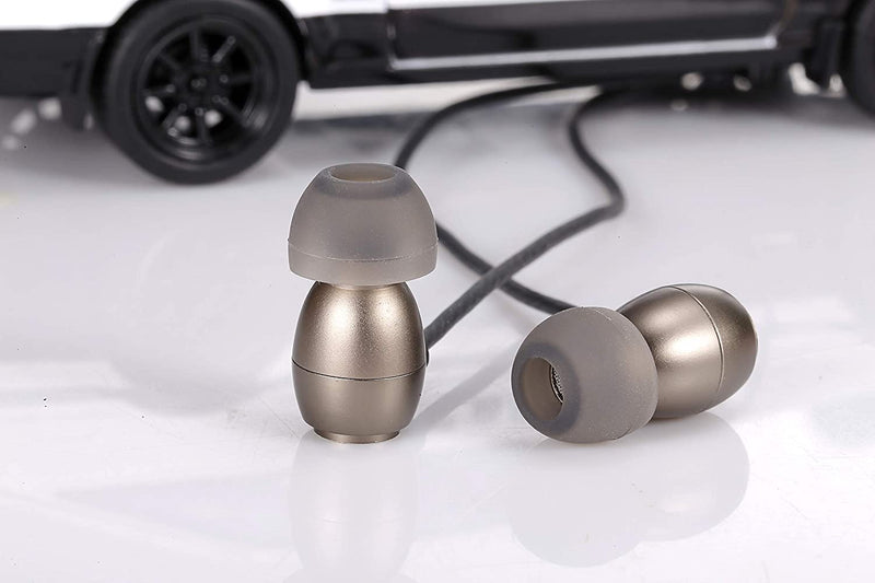 Betron GLD100 In Ear Earphone High Definition Tangle Free Wired Noise Isolating Headphone