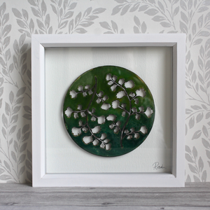 Maidenhair Fern - Large Frame