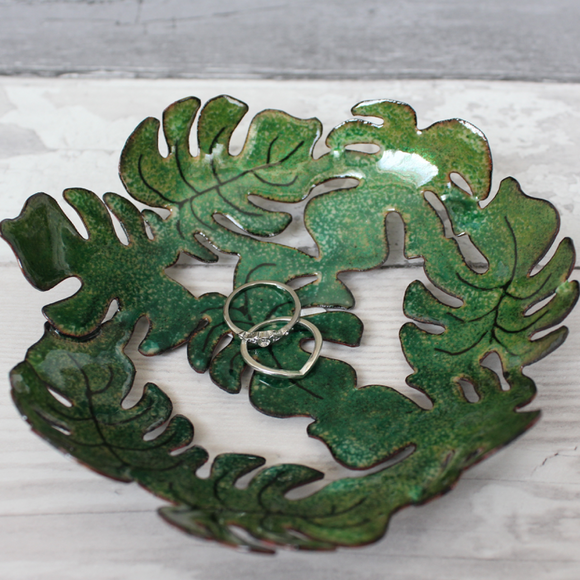 Monstera Dish