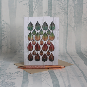 River Birch Card