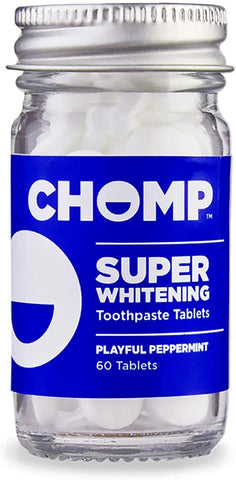 Chomp | Toothpaste Tablets, Peppermint