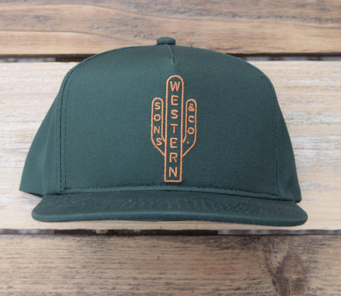 Cactus Western & Sons Co Hat