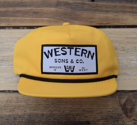 Western & Sons Co Hat