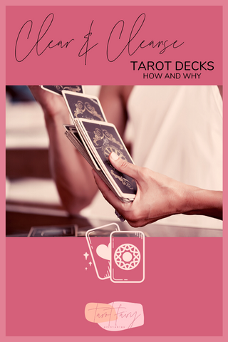 Clear Tarot Deck