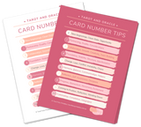 Card Number Tips