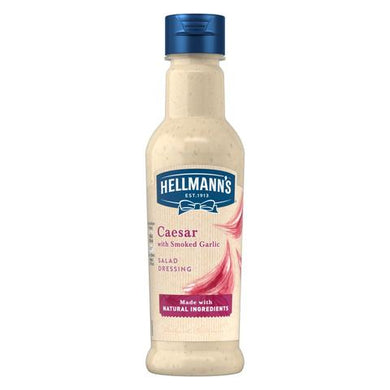 Hellman's Caesar with Smoked Garlic Salad Dressing  210ml - UCSFresh
