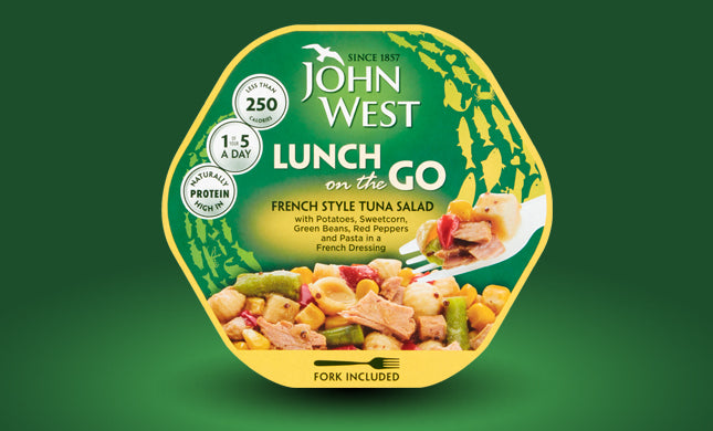John West Lunch on the Go French Style Tuna Salad - UCSFresh