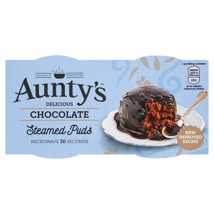 Aunty's Delicious Chocolate Steamed Puds - UCSFresh