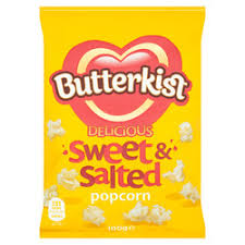 Butterkist Sweet & Salty Popcorn - UCSFresh