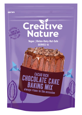 Chocolate Cake Mix - UCSFresh