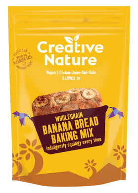 Creative Nature Banana Bread Mix - UCSFresh