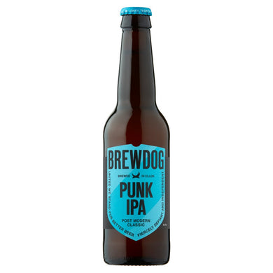 BrewDog Punk IPA Post Modern Classic 330ml - UCSFresh