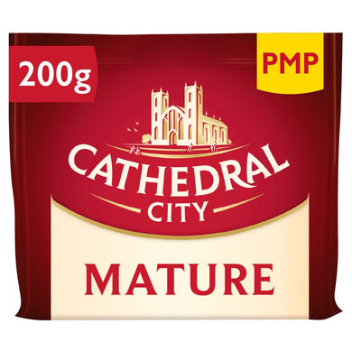Cathedral City Mature Cheese 200g - UCSFresh
