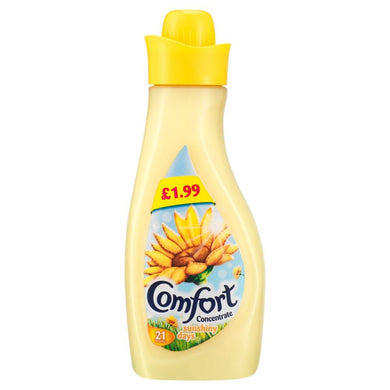 Comfort Sunshiny Days Fabric Conditioner - UCSFresh