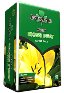 Irish Moss Peat - 100Ltr