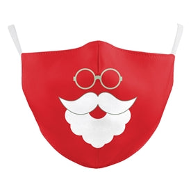 Reusable Face Mask Cartoon Beard - UCSFresh