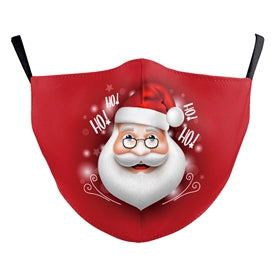 Reusable Face Mask Ho Ho Ho - UCSFresh