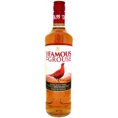 The Famous Grouse Finest Blended Scotch Whisky 700ml - UCSFresh