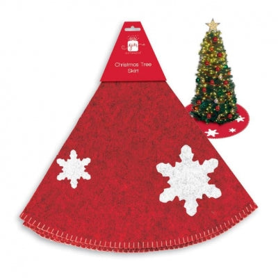 Felt Christmas Tree Skirt - UCSFresh