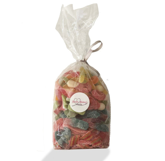 SisterSister Sweet Treats Fizzy Pick & Mix 1kg Bag - UCSFresh
