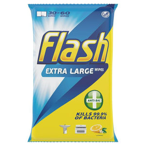 Flash Antibacterial Wipes - UCSFresh