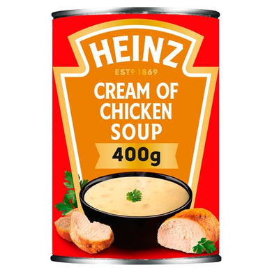 Heinz Cream of Chicken Soup 400g - UCSFresh