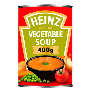 Heinz Vegetable Soup 400g - UCSFresh