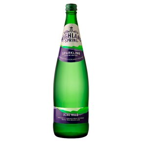 Highland Spring Sparkling Water - UCSFresh