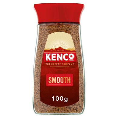 Kenco Smooth Instant Coffee 100g - UCSFresh