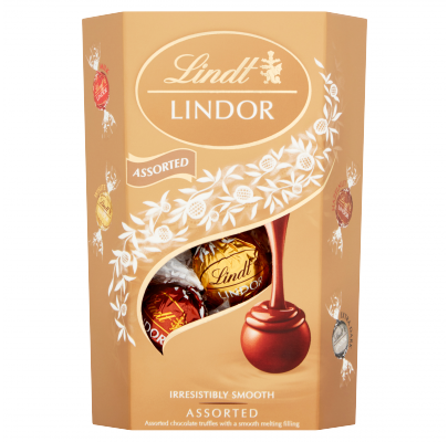 Lindor Assorted Chocolate Truffles - UCSFresh