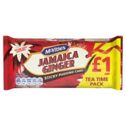 McVitie's Jamaica Ginger Sticky Pudding Cake - UCSFresh