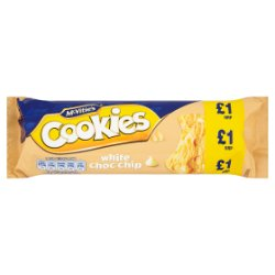 McVities White Choc Chip Cookies 150g - UCSFresh