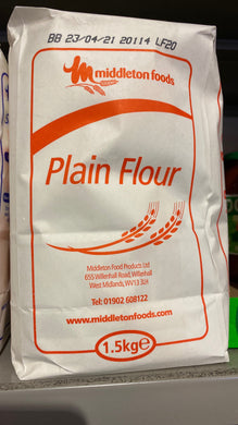 Middleton Foods Plain Flour - UCSFresh