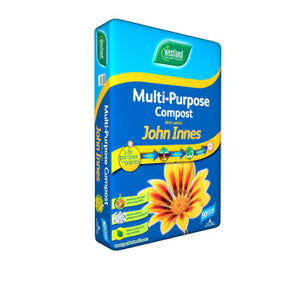 Multi-Purpose Compost with added John Innes - 60Ltr
