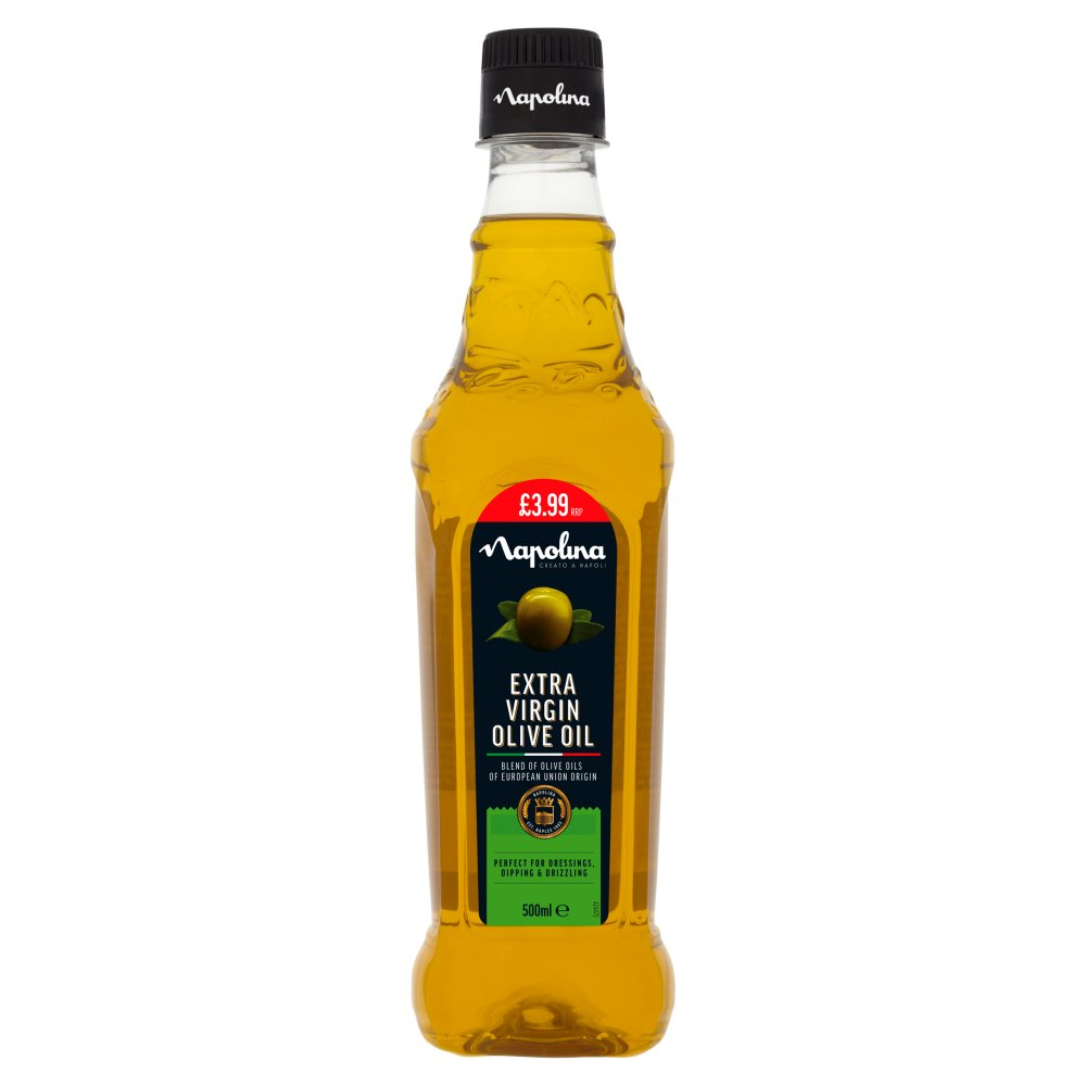 Napolina Extra Virgin Olive Oil 500ML - UCSFresh