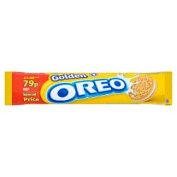 Oreo Golden Sandwich Biscuits 154g - UCSFresh