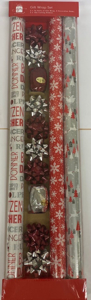 Christmas Gift Wrapping Sets - UCSFresh