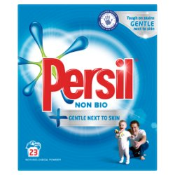 Persil Non-Bio Washing Powder 23 Wash 1.61kg - UCSFresh