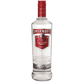 Smirnoff Red Label Vodka - UCSFresh