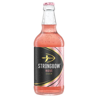 Strongbow Rosé Cider 500ml - UCSFresh