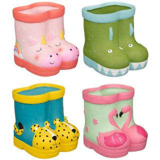 Kids Club Welly Boot Planter - UCSFresh