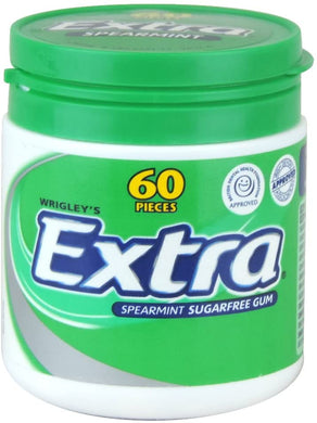 Wrigleys Extra Spearmint Chewing Gum - UCSFresh