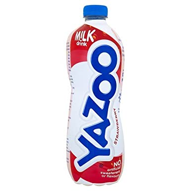 Yazoo Strawberry Milk - UCSFresh